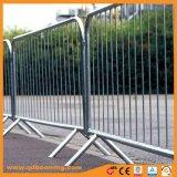 Оцинкованный временное мероприятие барьер беспорядками барьер