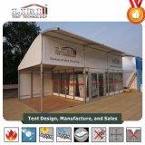 小さい店に使用する半分のドームのテント