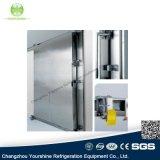 Porte coulissante de pièce de congélateur de chambre froide d'entreposage au froid pour la nourriture, légume