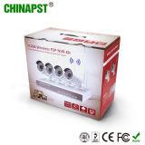 最も熱いHDの夜間視界4CH IP無線WiFiのカメラNVRキット(PST-WIPK04AL)