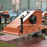 Braço de costura máquina de corte hidráulico