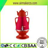 Samovar électrique de Samovar de qualité d'acier inoxydable de thé russe électrique de Samovar