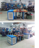 Het Merk van Chenghao, Dubbel Hoofd - de Machine van de Hoge Frequentie van de Druk van de Olie voor de Zak van het Leer, het In reliëf maken van de Beurs, Goedgekeurd Ce