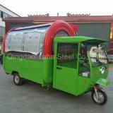 يتحرّك [دين كر] شاحنة خارجيّ شارع مطبخ لأنّ عمليّة بيع