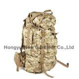 Sports de plein air Camping durables de l'Armée militaire Duffle Bag Sac à dos (HY-B026)