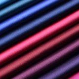 De veelkleurige Zijde kijkt de TextielStof van het Huis van de Bank en van het Meubilair