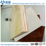 Двухсторонний меламина бумаги для фанеры мебель