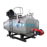 Gas horizontal de combustión de la caldera de vapor (1-10 t / h)