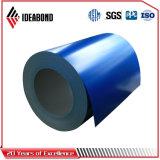 China fabricante profesional de la bobina de aluminio con recubrimiento de color y la hoja