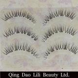 Cigli falsi di seta trasversali naturali di stile giapponese di Lilibeauty