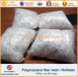 UV 저항 고품질 폴리프로필렌 물림쇠 섬유