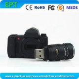 주문 사진기 USB 기억 장치 PVC USB 섬광 드라이브 (EG055)