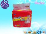 고품질 최고 편리한 마술 테이프 아기 기저귀