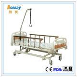 Кровать самых низких функций кровати 3 ICU электрическая