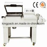 2 en 1 Máquina de embalaje retráctil para el PVC/POF