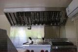 Het Dineren van het Bamboe van het Voertuig van de Keuken van de Rots van de Lava van de keuken de Aanhangwagen van de Snack