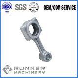 OEMサービスの延性がある鉄ポンプインペラーを投げる炭素鋼