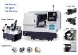 Precisión de alta velocidad Ck80 Precio máquina de torno CNC