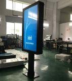 """バス停留所のために表示を広告する55 """"屋外LCD"""