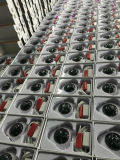 Toesee Überwachungskamera 1080P 360 Grad-drahtlose Überwachungskamera Mini-panoramische Vr Fisheye IP-Kamera IP-WiFi mit goldener Farbe