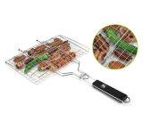 Gitter-Körbe mit kostbarer Filetarbeits-und Dichte-Schweißens-Prozession