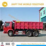 中国の有名なブランドのShacman 6*4のダンプトラックかダンプカー