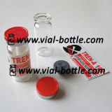 10ml Glass Vial Kits mit Custom Label Sticker