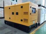 20kVA Cummins 디젤 엔진 힘 전기 발전기 세트 침묵하는 유형 또는 열려있는 유형