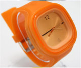 Yxl-994 Vrouwen van het Horloge van het Kwarts van de Gelei van Genève van de Manier van het Merk van 2016 Nieuwe Beroemde verdunnen de Klok van de Dames van Relogio van de Polshorloges van het Silicone