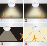 Bewegliche nachladbare LED-Notleuchte