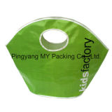 Replicavel Laminating Round Shape PP Woven Shopping Bag