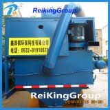 Remoção de ferrugem de Limpeza de Aço populares Granalhagem a máquina