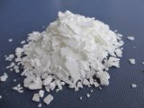 De Vlokken van het Chloride van het vochtvrije/Calcium van het Dihydraat (74%-77%)