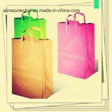 Sacchetto di Shpping della carta kraft Di alta qualità per il regalo