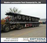 Топливо 3 Axle/дизель/масло/нефть/общего назначения топливозаправщика/бака тележки трейлер Semi для сбывания