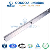 Perfis de alumínio expulsos com o ISO9001&Ts16949 certificado para frames da eletrônica