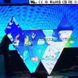 P5 europeu de qualidade superior do visor LED triângulo