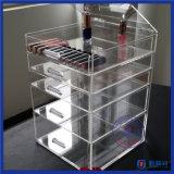 China de fábrica personalizada acrílico caja de presentación
