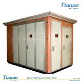 Передача силы трансформатора/подстанция поставкы, подстанция шкафа