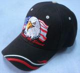 Gorra de béisbol bordada de los 6 paneles en el color gris 1009
