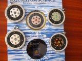 QuantumTegenhanger van de Energie van de Diamant van het roestvrij staal de Bio