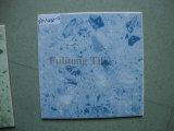 De blauwe Kleur verglaasde de Ceramische Tegel van de Vloer