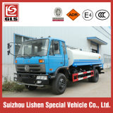 12000L Dongfeng 4 * 2 Camión cisterna 12ton Agua Bowser