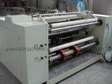 Rebobinadora de película de papel o plástico