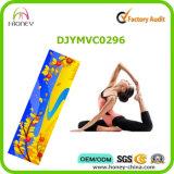 Pas de Patroon Afgedrukte Mat van de Yoga, OEM China aan
