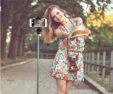 Novo mini-tripé Selfie Telescópico Stick Monopod Bluetooth