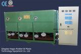 O PLC controla o tipo unidade de controle da temperatura
