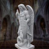 Marmorstatue von Str. Michael T-5884