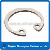 Circuito de aço inoxidável DIN 471/472 para furo de eixo
