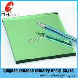 Glace r3fléchissante verte r3fléchissante vert-foncé en verre de Glass/F/guichet avec du ce